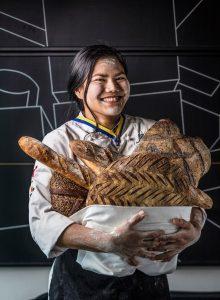 färskt bröd