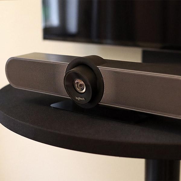Videokamera för videokonferenser