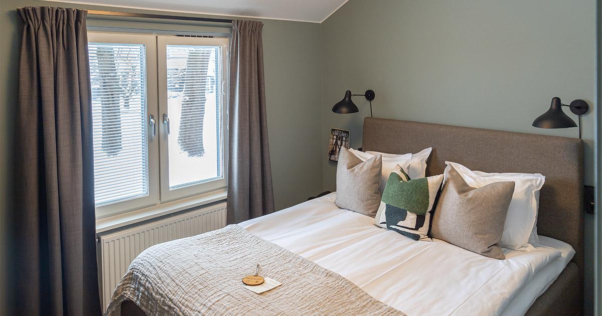 dubbelrum mini med 160 säng